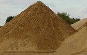 Речной песок. Карьерный песок.