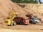 Щебень,  песок,  ГПС,  отсев и булыга  - продажа и доставка