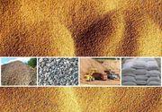 Щебень,  песок,  отсев,  ПГС,  мраморная крошка и др. Доставка