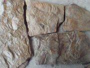 Камень натуральный Дракон природный пластушка песчаник