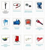 АвтоПром - поставка строительного оборудования