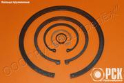 Кольцо пружинное упорное плоское ГОСТ 13941-86