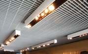 Потолок подвесной Грильято сl-15,  Грильято-Жалюзи