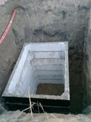 Погреб монолитный от производителя