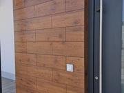 Панели HPL для наружной отделки фасадов вентилируемых,  фасадные HPL