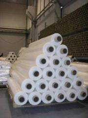 Пленка полиэтилен высший сорт 200 мкм 3х100 м,  32 кг